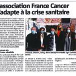 France Cancer vous souhaite une bonne année 2021